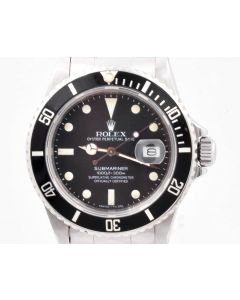 Rolex Submariner 16800 Matte Dial 40mm BJ 1980