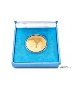 200 Euro Goldgedenkmünze Vatikan der Glaube Goldmünze 2012
