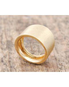 Ring 14 K Gelbgold 5,5 Gramm Größe 57