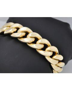 Armband 14K Gelbgold 19,5cm
