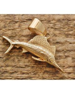 Anhänger Fisch Segelfisch / Sailfish