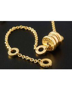 Bulgari Armband B Zero 1 18K Gold Armband Bulgari *TOP*
