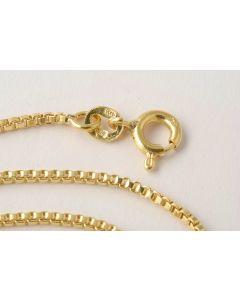 Venezianer Halskette 750 Gold
