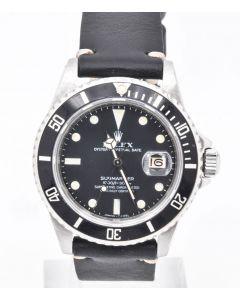 Rolex Submariner 16800 Matte Dial 40cm