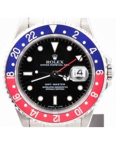 Rolex GMT Master Pepsi 16700 BJ 1997
