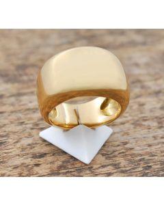 Ring 18 K Gelbgold 15,9 Gramm  Rg 54