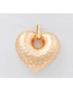 Anhänger Herz 14 K Gelbgold 3,2 Gramm