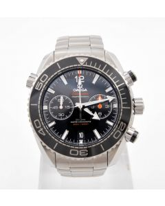 Omega Seamaster Planet Ocean 600m Chronograph 21530465101001 Box und Zertifikat