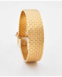 Armband 14K Gelbgold 36,3 g 18,8 cm