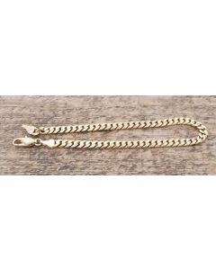 Armband 14 K Gelbgold 11,4 g 22 cm