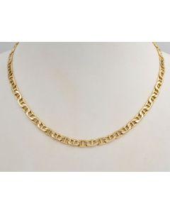 Halskette 14 K Gelbgold 62,5cm