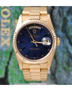Rolex Day-Date 18238 1991 Box & Papiere
