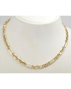 Halskette 14K Gelbgold 51 cm