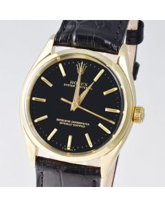 Rolex Oyster Perpetual 1005 Vintage 585 Gold Cal. 1560