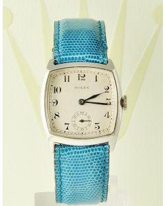 Rolex Oyster Vintage Handaufzug 925 Silber