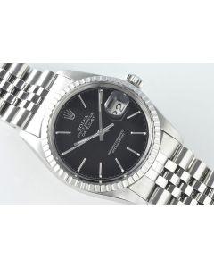 Rolex Datejust Stahl Ref. 16030 Jubilé REVISION 2014
